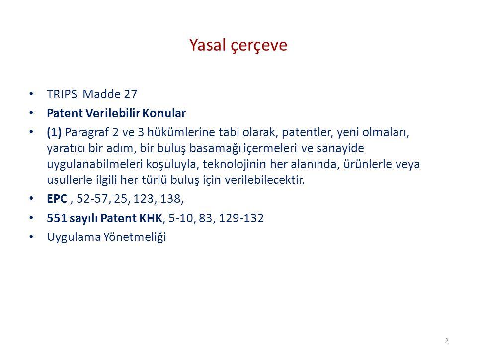 Yemleme Tepsisi Kararı 4 İstanbul 4 No'lu FSHHM 2009 En yakın referanslar :  Dikdörtgen şeklinde yemleme tepsisi  Daire şeklinde yemleme tepsisi  Domuzları beslemek için kullanılan 1958 tarihli eliptik tasarım  Kümes hayvanlarının yemliğe ulaşması için en kolay tasarımın yapılması gerektiğine dair doküman Daire biçimindeki yemleme tepsisinin en yakın referans olarak alınıp, yerden kazanmak için matematik formülleri kullanılarak, ilgili alanda ortalama yetenekli kişinin elipsi tercih edileceği aşikar olup olmadığı .