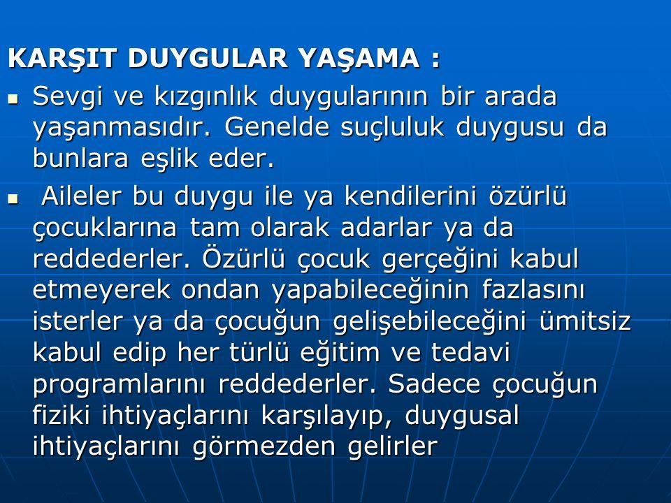 İŞİTME ENGELLİLERDE MOTOR GELİŞİM