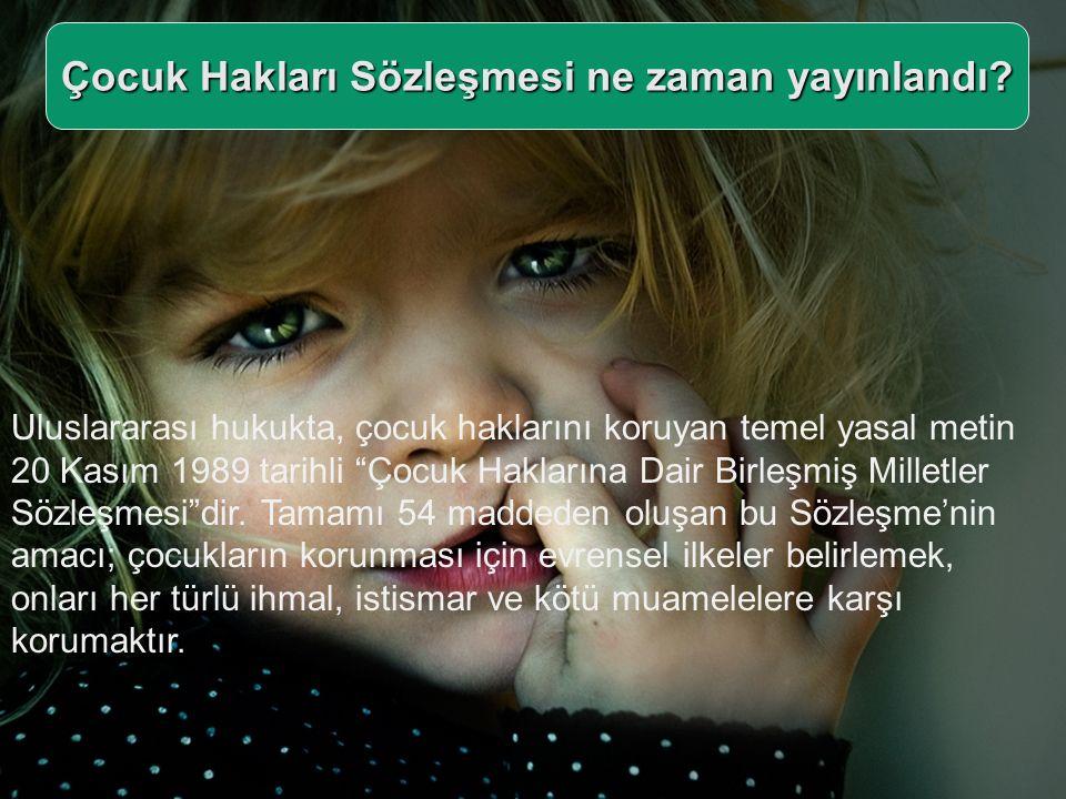 Türkiye de tekstil atölyeleri ve kağıt toplama vs gibi çocuk işçiliğinin yaygın olduğu alanlar var.