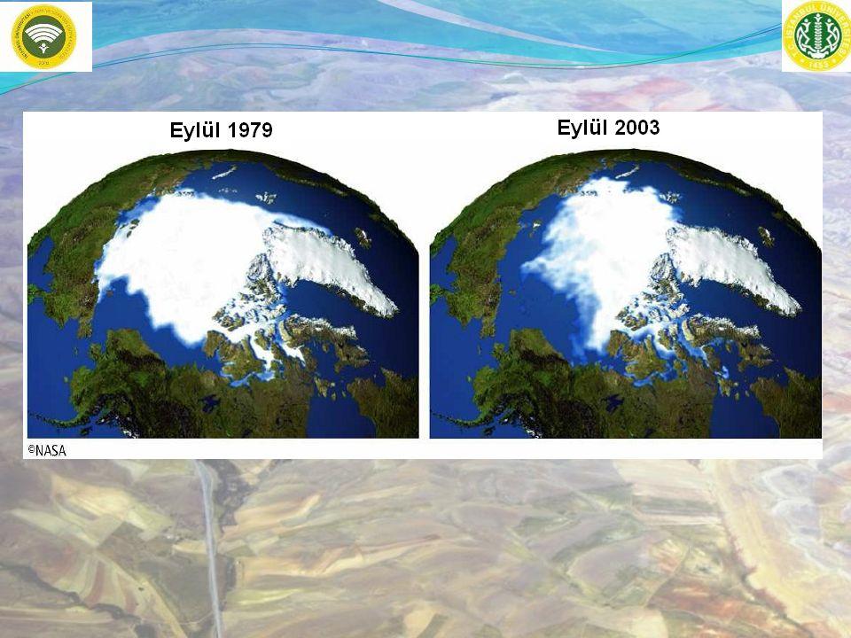 BİLİM ÇEVRELERİ KÜRESEL ISINMA KONUSUNDA 2 SAV ÜZERİNE YOĞUNLAŞMIŞLARDIR: Küresel ısınmanın dünyanın doğal bir sürecidir.