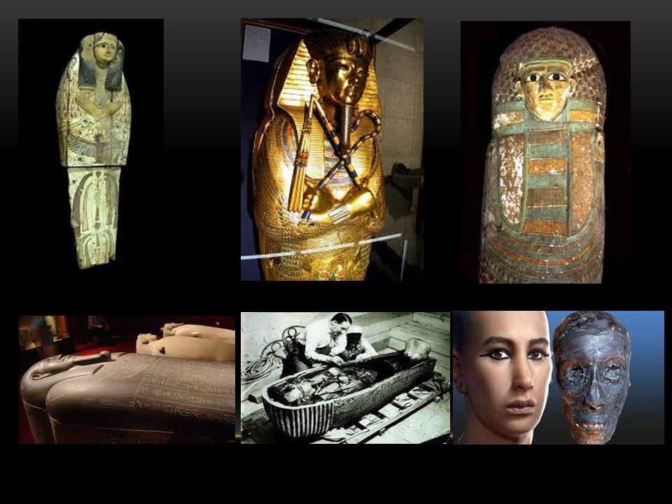 Mısır inançlarında, ölümden sonra bedenin bozulmadan kalması çok önemlidir, en büyük korkulan cesetlerin çürümesiydi.