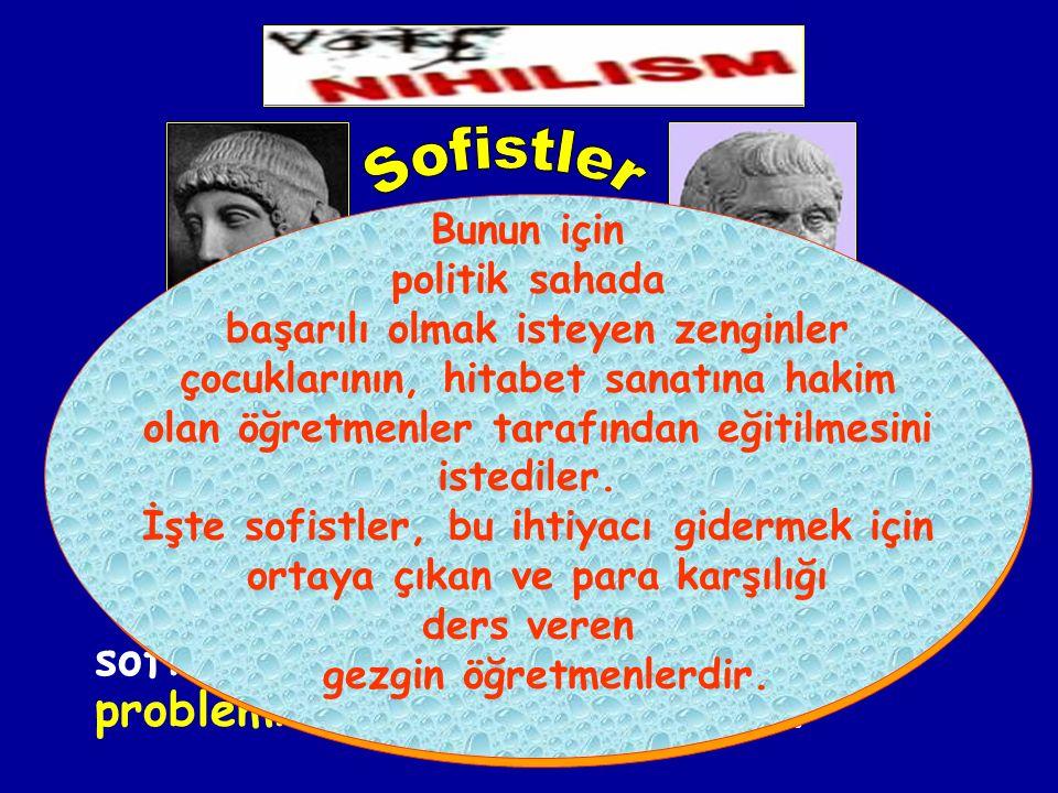 (Hiççilik): Geniş anlamıyla nihilizm, hiçbir değer ve kural tanımayan görüşleri, hiçbir otoriteye boyun eğmemek ilkesini benimseyen anlayışları dile g