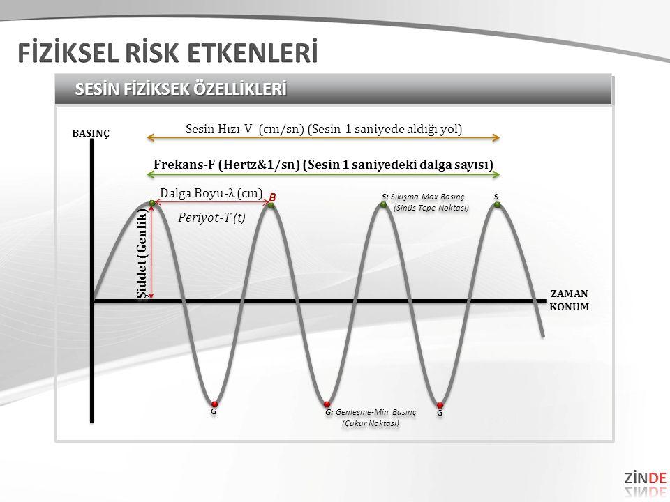 EL-KOL TİTREŞİMİ-VİBRASYONU* El-Kol titreşiminde 1-1000 Hz frekanslar hissedilir.