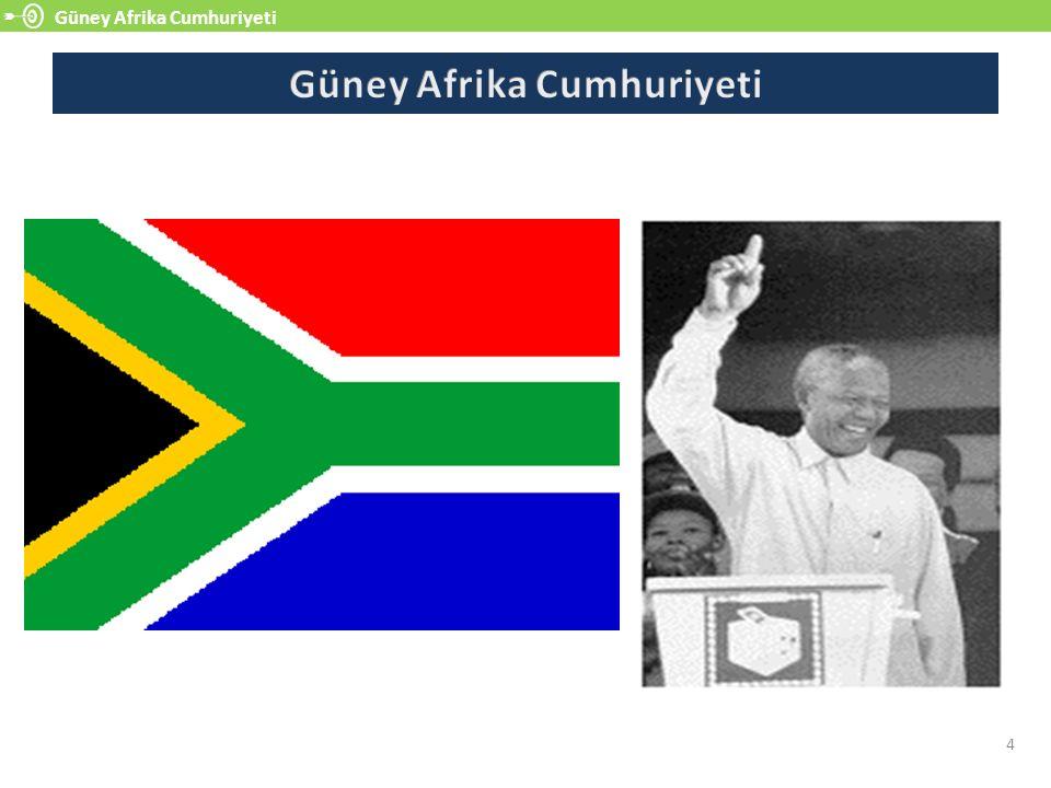 Afrika'daki güncel sorunlara Güney Afrika'dan başlamak manidar olacaktır.