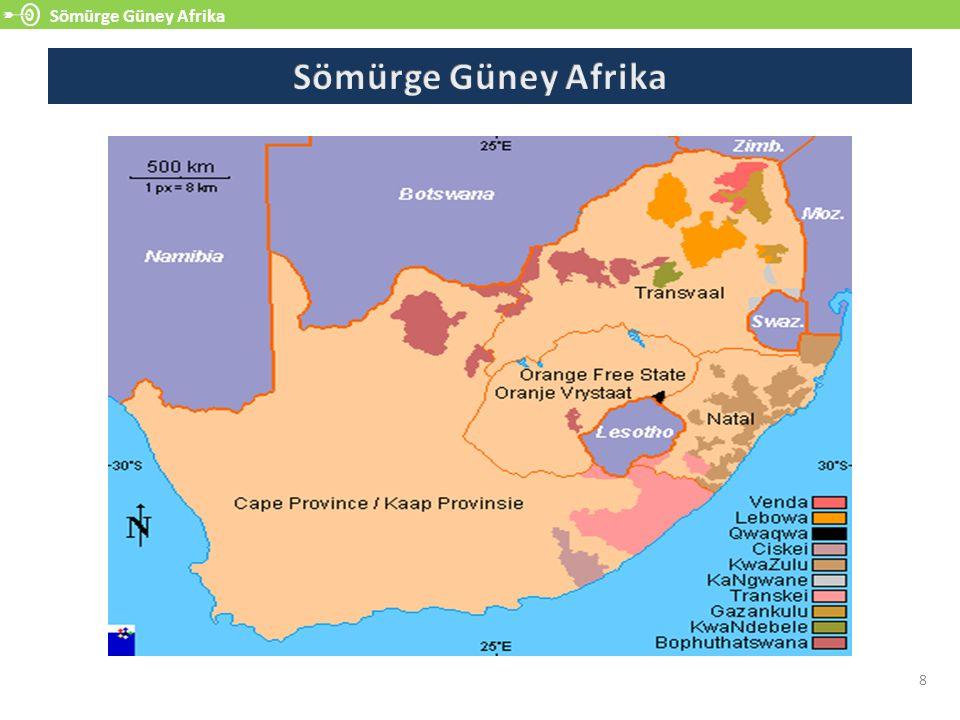 Sömürge Güney Afrika 8