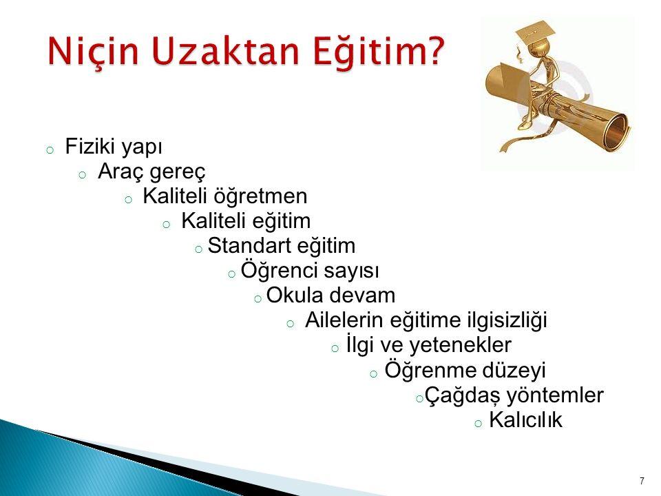 TÜRKİYE'DE UZAKTAN EĞİTİMİN TARİHÇESİ 1860'da Meclis-i Maarifi Umumiye'nin Halkın Eğitimi anlayışıyla halka açık derslerin aynı zamanda gazete aracılığıyla verilme fikri Uzaktan Eğitimin Türkiye'deki ilk fikri sayılabilir.