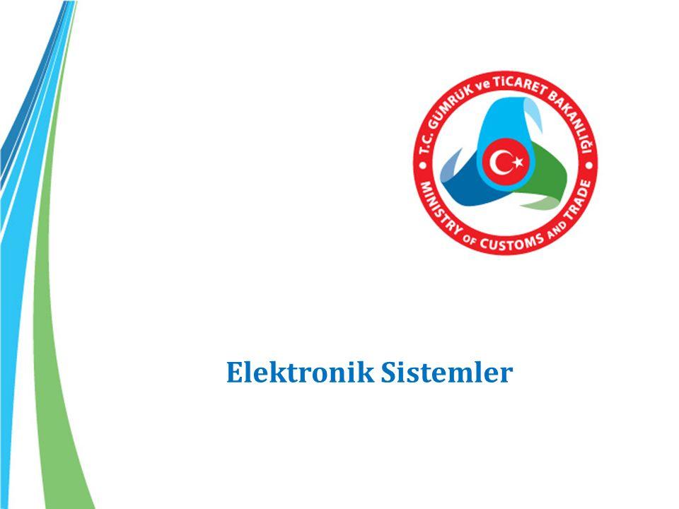 Elektronik Sistemler