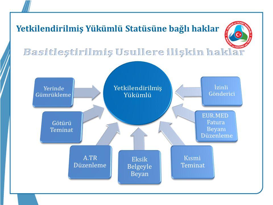KAĞITSIZ BEYANNAME UYGULAMASI  01/01/2012 tarihi itibariyle Mavi hatta işlem yapma yetkisine sahip onaylanmış kişilerin ihracat işlemlerinin,  08/10/2013 tarihi itibariyle Yetkilendirilmiş yükümlü sertifikasına sahip yükümlülerin mavi hatta işlem gören tüm beyannamelerine ilişkin işlemlerin, kağıtsız ortamda yürütülmesi sağlanmıştır.