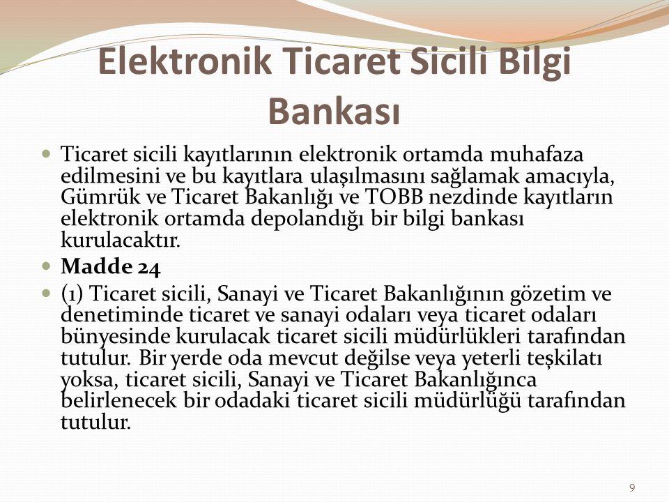 Maddelerin Yürürlük Tarihi Türk Ticaret Kanunun Genel Kuruldaki oy hakkı ile oy hakkının doğumuna ilişkin 434 ve 435 inci maddeleri Kanunun yayımı tarihinden itibaren (14.02.2011) on sekiz ay sonra (14.10.2012) yürürlüğe girer; Eski Kanun zamanında ve yeni Kanunun kabul edildiği tarihten (13.01.2011) en az bir yıl önce (13.01.2010) bazı pay gruplarına tanınan yönetim kurulu üyeliği müktesep hak olarak sayılacaktır; Oyda imtiyazın eşit itbari değerdeki paylara farklı sayıda oy hakkı verilerek sağlanabileceğine ilişkin 479 uncu maddenin birinci fıkrasına aykırı sözleşmeler Kanunun yayımı tarihinden (14.02.2011) itibaren üç yıl içinde (14.02.2014 tarihine kadar) anılan fıkraya uygun hâle getirilecektir; 120