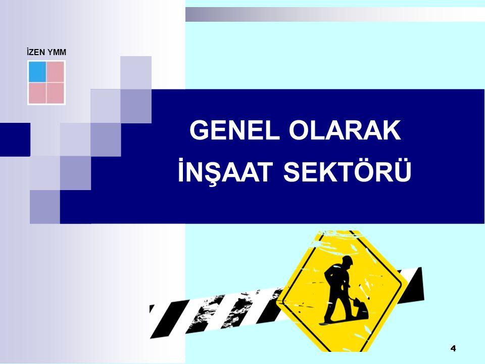 15 b) İnşaat/İmalat İşlemleri: 710.01 A İnşaatı Malzeme Giderleri 710.01.01 Demir 710.01.02 Çimento/Hazır Beton 710.01.03 Tuğla/Kiremit 710.01.04 Vb.