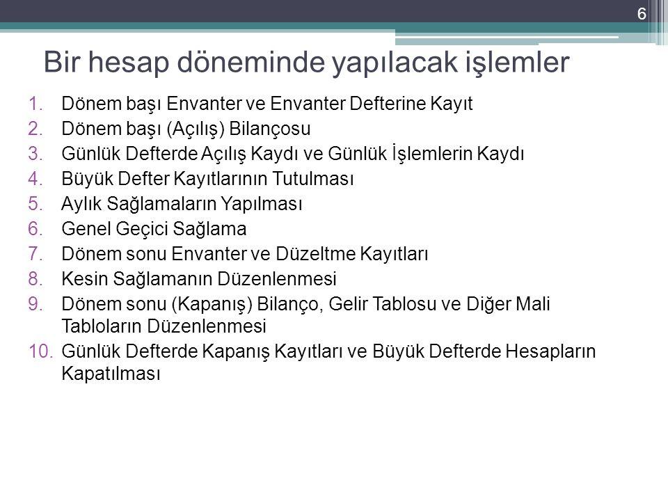 57 Örnek: Yukarıda yer alan örneklerdeki kalan 250 TL'lik çek satıcı Mehmet Gül'e olan borcumuza karşılık olarak ciro edilmiştir.