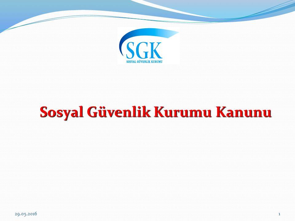12 Kurumun Organları 1. Genel Kurul 2. Yönetim Kurulu 3. Başkanlık