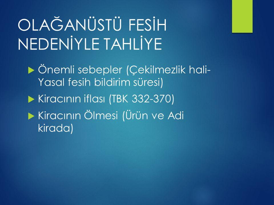 TEŞEKKÜR EDER BAŞARILAR DİLERİM. İLETİŞİM  Yargıtay Ana Bina 6.