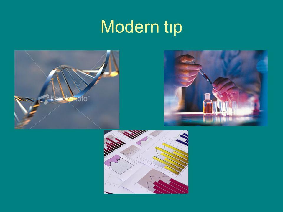 Modern tıp