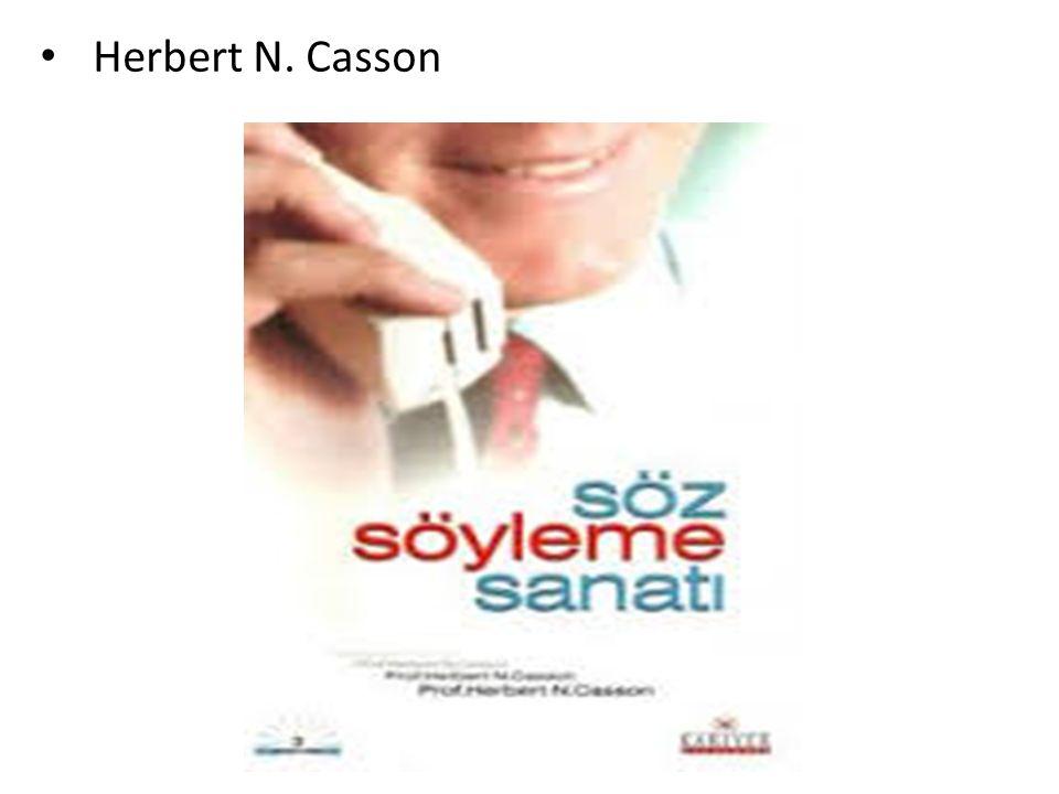Herbert N. Casson