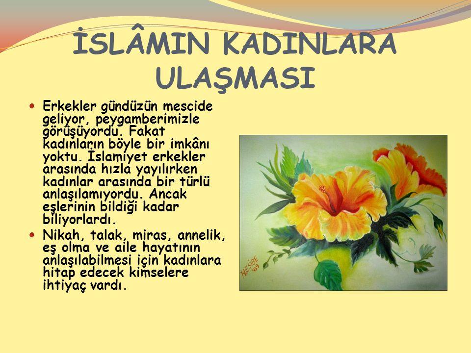 MARİYE VALİDEMİZ Peygamberimiz yabancı devlet başkanlarına mektup gönderip onları İslam'a davet etmişti.
