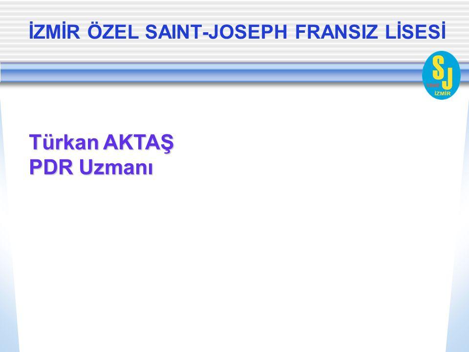 İZMİR ÖZEL SAINT-JOSEPH FRANSIZ LİSESİ 10-A