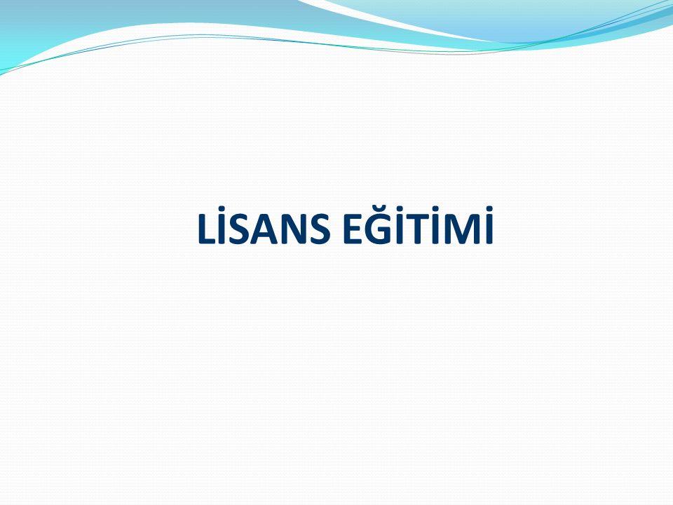 T.Ü.TIP FAKÜLTESİ 2011-2012 1.
