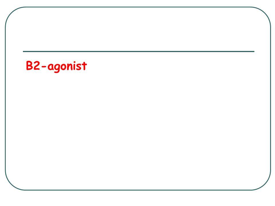 B2 agonist uygulama teknikleri İnhalasyon Nebülizasyon