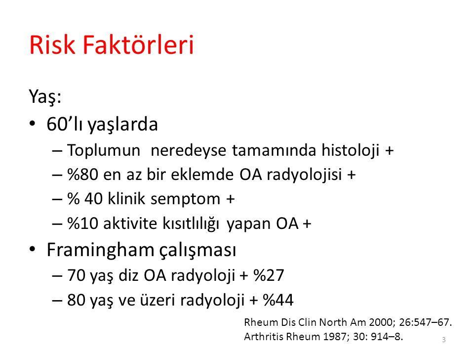 TEDAVİ EULAR AAOS NICE ACR 24