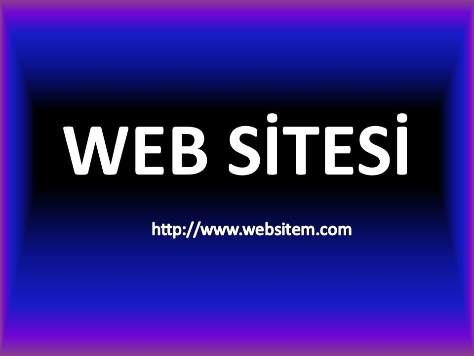 DİNAMİK WEB SİTELERİ Dinamik siteler ASP, PHP, JSP gibi bir web programlama dili ve genellikle MySql gibi bir veritabanı kullanılarak tasarlanır.