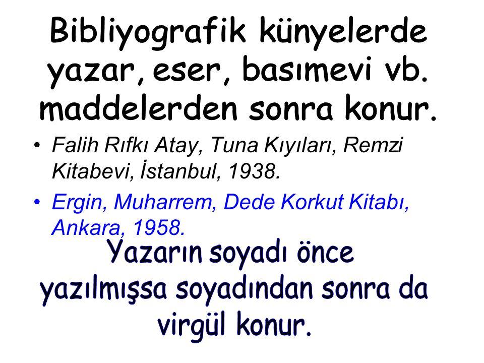 Falih Rıfkı Atay, Tuna Kıyıları, Remzi Kitabevi, İstanbul, 1938.