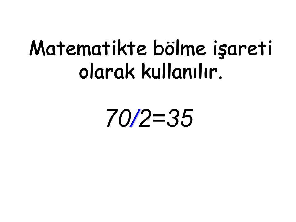/ 70/2=35
