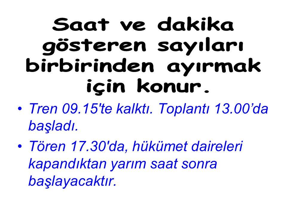'ta'tan'ta 'ı'te 'de'nı 'nu 'nüNutuk'ta, Safahat'tan, Kiralık Konak'ta, Sinekli Bakkal'ı, Hürriyet'te, Resmî Gazete'de, Onuncu Yıl Marşı'nı, Yunus Emre Oratoryosu'nu, Atatürk Uluslararası Barış Ödülü'nü.