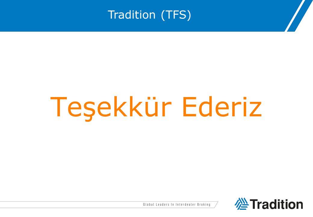 Teşekkür Ederiz Tradition (TFS)