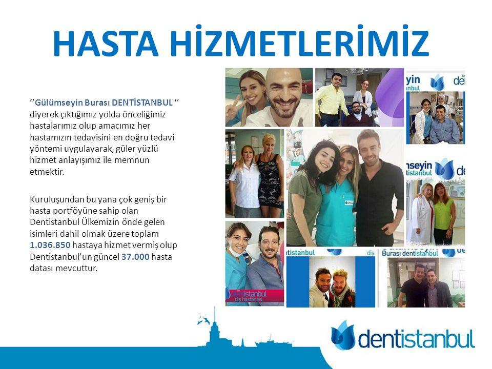 HASTA HİZMETLERİMİZ ''Gülümseyin Burası DENTİSTANBUL '' diyerek çıktığımız yolda önceliğimiz hastalarımız olup amacımız her hastamızın tedavisini en doğru tedavi yöntemi uygulayarak, güler yüzlü hizmet anlayışımız ile memnun etmektir.