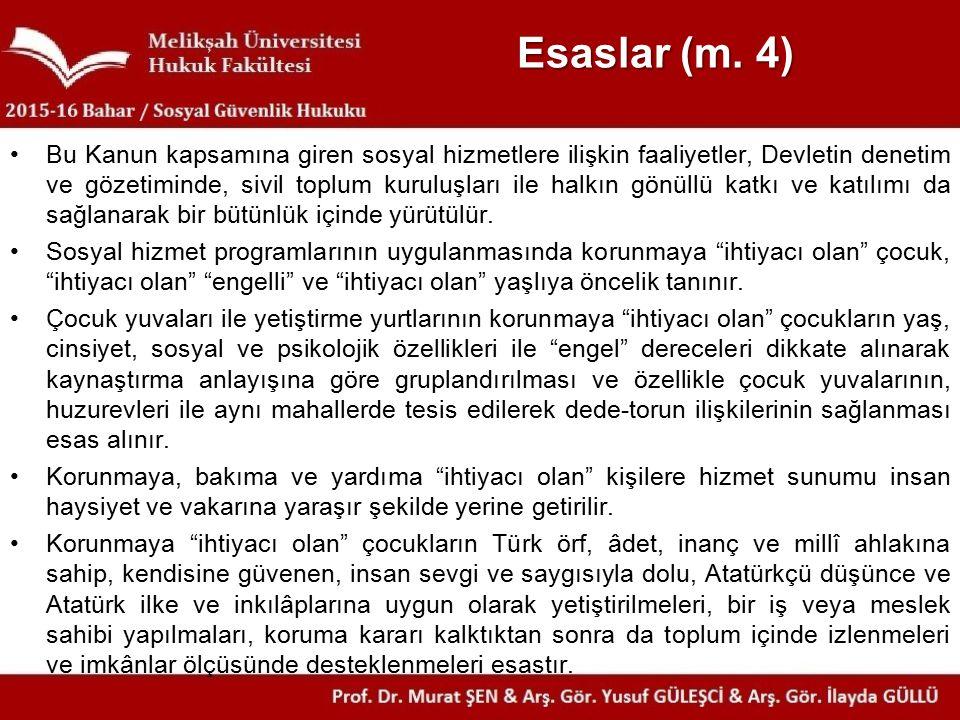 Esaslar (m.