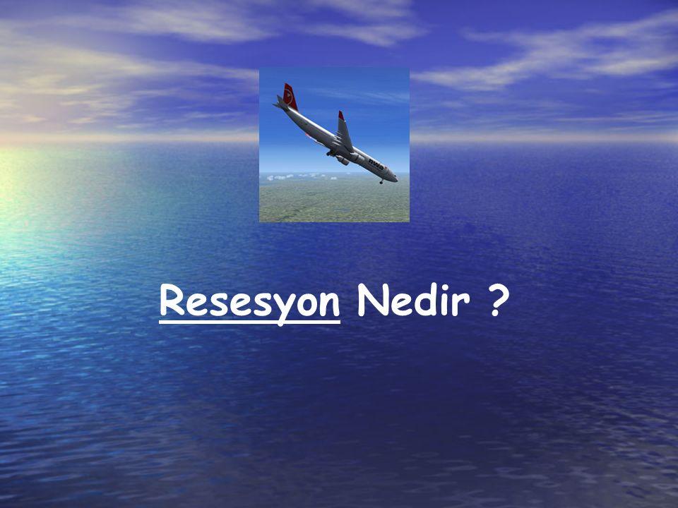 Resesyon Nedir