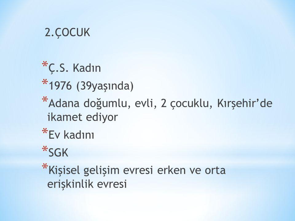 2.ÇOCUK Ç.S.
