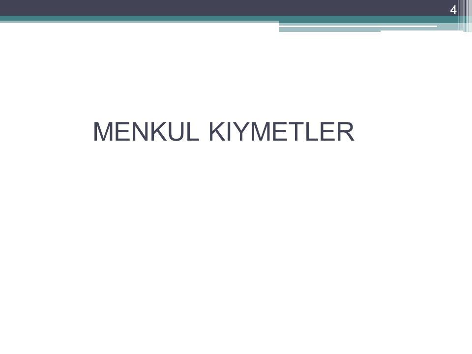 MENKUL KIYMETLER 4