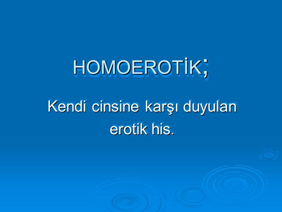 Fizyolojik araştırmalar eşcinselliğin ortaya çıkmasında genetik ve hormonal faktörlerin rol oynamadığını ortaya koymaktadır.