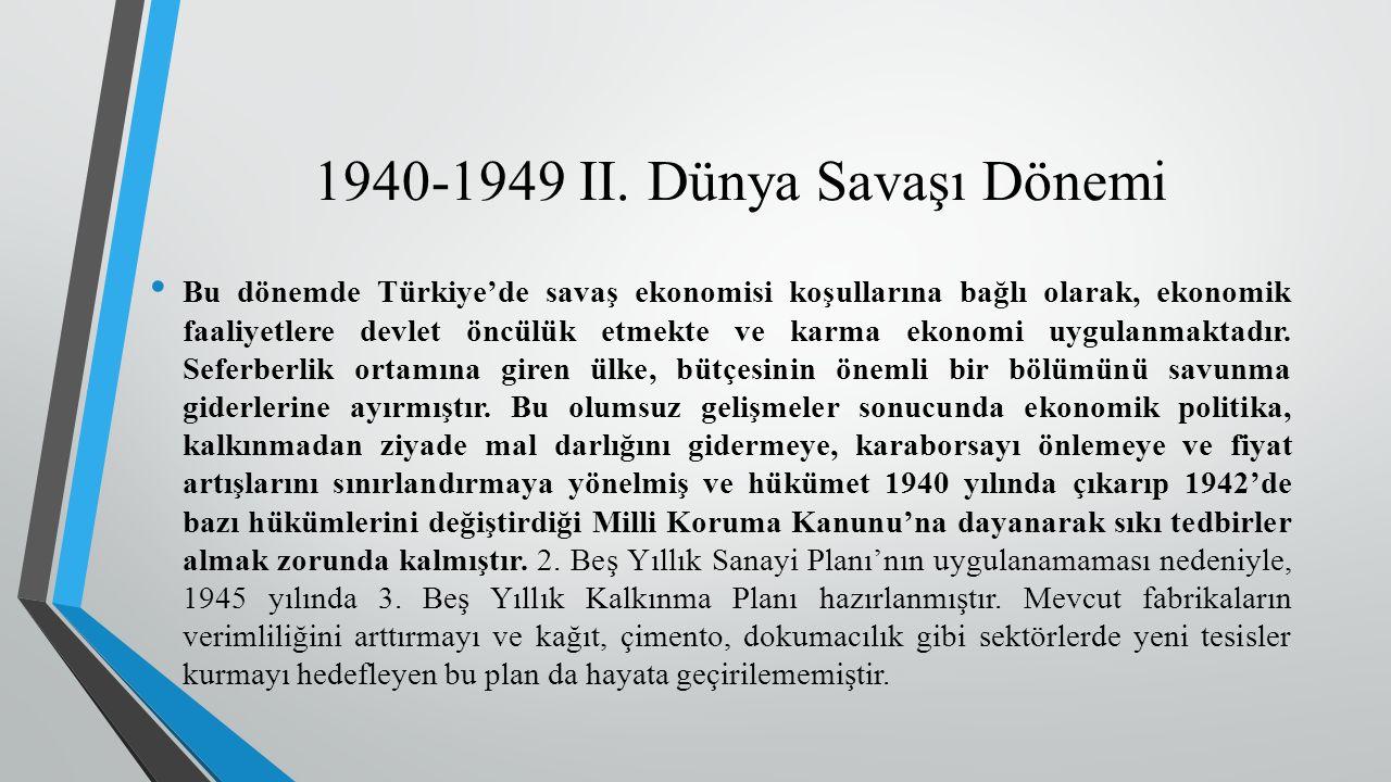1940-1949 II.