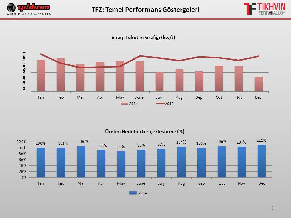 8 ТFZ: Temel Performans Göstergeleri