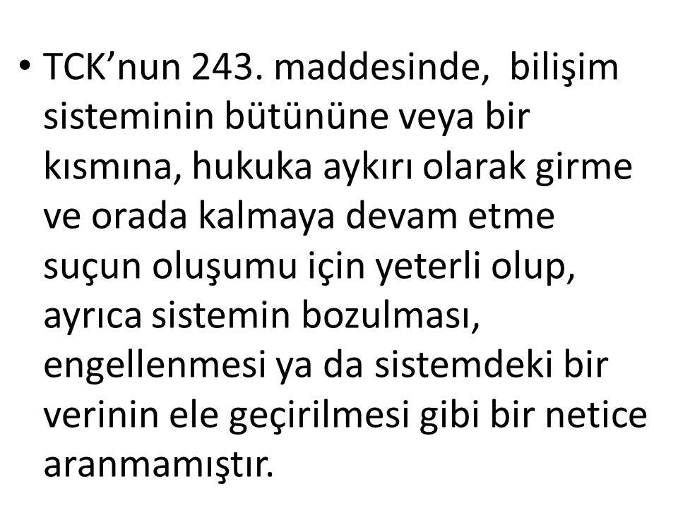 Yargıtay 8.Ceza Dairesinin 24.06.2014 tarih ve 2013/1777 E, 2014/16144 K.
