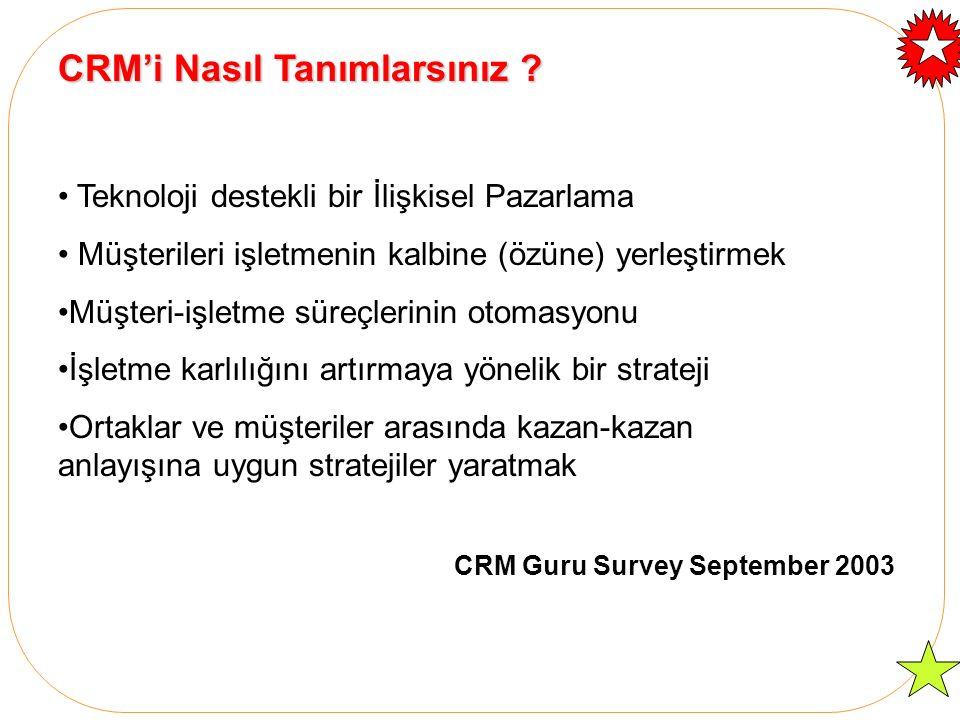 Stratejik (İşbirliksel) CRM Müşteri ile temas noktaları Müşteri etkileşim kalitesi Müşteri etkileşim araçları …