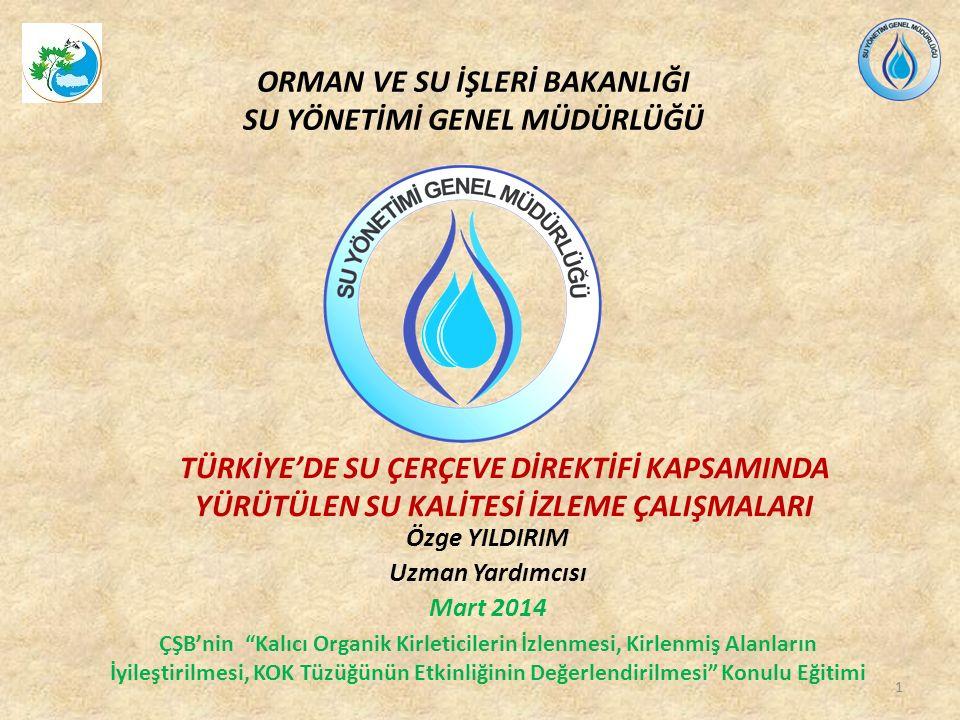 ÜLKEMİZ KIYI VE GEÇİŞ SULARINDA TEHLİKELİ MADDELERİN TESPİTİ VE EKOLOJİK KIYI DİNAMİĞİ (KIYITEMA) PROJESİ  Hedefler Kıyı ve geçiş sularında belirlenen su kütlelerinin Pilot alanlar; İzmir- Nemrut ve Aliağa Körfezleri, Hatay- İskenderun Körfezi, İzmit Körfezi ve Samsun Limanı Tehlikeli madde envanterinin oluşturulması Ekosisteme ve su kalitesine olan etkilerin değerlendirilmesi 12 Batimetrik, Jeokimyasal, Jeolojik özellikler Topografik ve Ekolojik yapı Batimetrik, Jeokimyasal, Jeolojik özellikler Topografik ve Ekolojik yapı