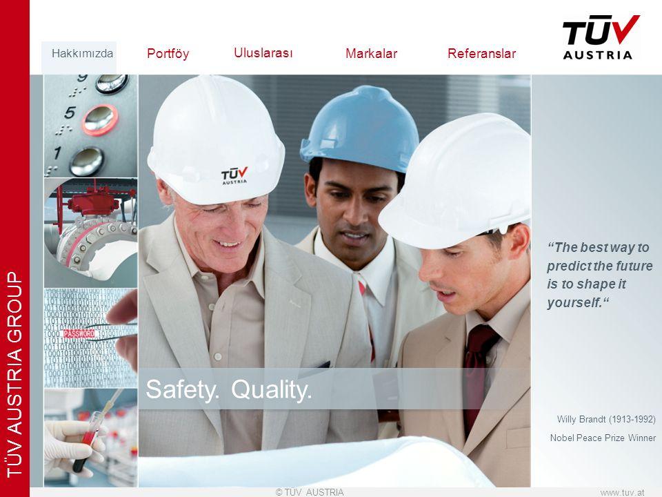 x www.tuv.at© TÜV AUSTRIA TÜV AUSTRIA GROUP EN 62446:2009 standartlarına göre montaj uygunluk sertifikası CERTIFICATION OF INSTALLATION