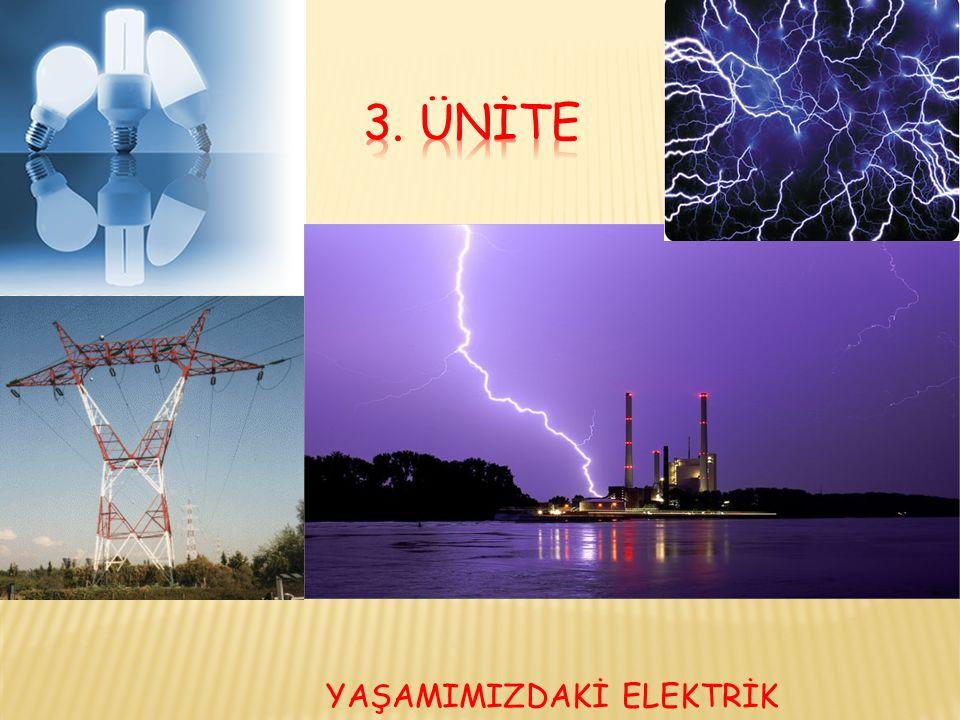 Bulutları oluşturan su tanecikleri ve havadaki toz parçacıkları, rüzgâr nedeniyle sürtünme sonucu elektriklenir.