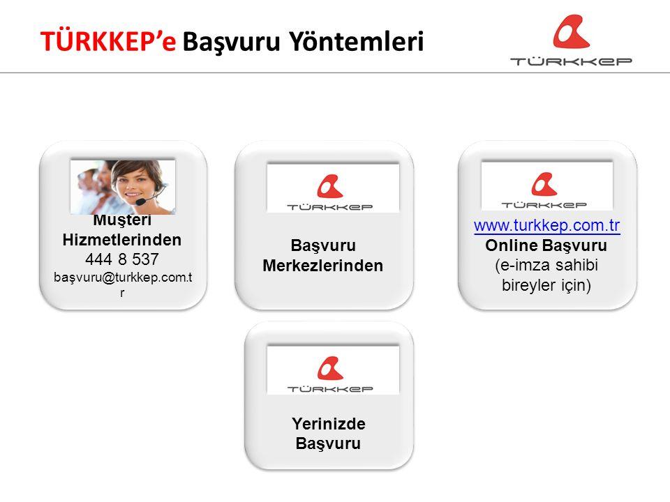 www.turkkep.com.tr www.turkkep.com.tr Online Başvuru (e-imza sahibi bireyler için) www.turkkep.com.tr www.turkkep.com.tr Online Başvuru (e-imza sahibi bireyler için) Yerinizde Başvuru Müşteri Hizmetlerinden 444 8 537 başvuru@turkkep.com.t r Müşteri Hizmetlerinden 444 8 537 başvuru@turkkep.com.t r Başvuru Merkezlerinden TÜRKKEP'e Başvuru Yöntemleri