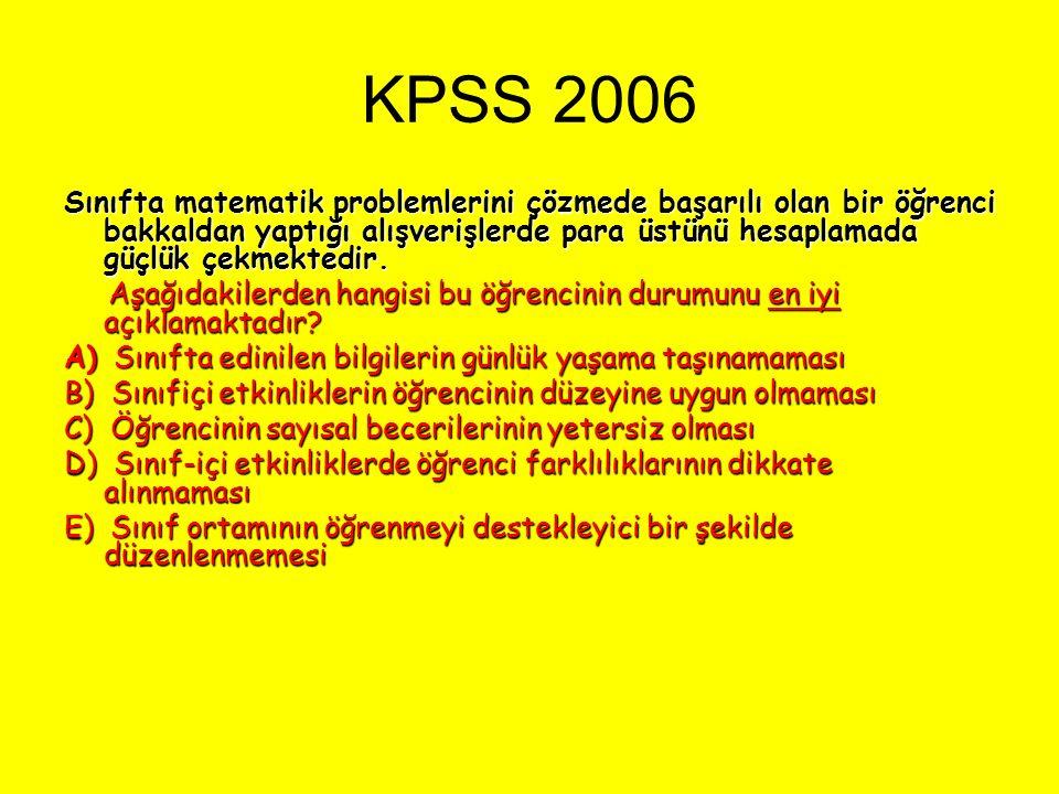 KPSS 2003 4.