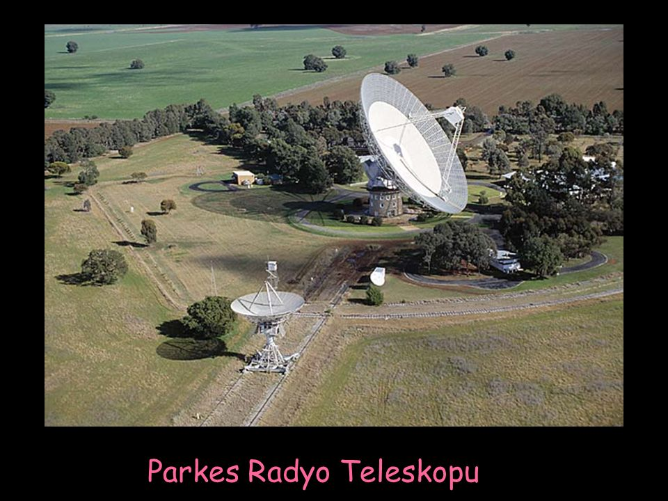 Parkes Radyo Teleskopu