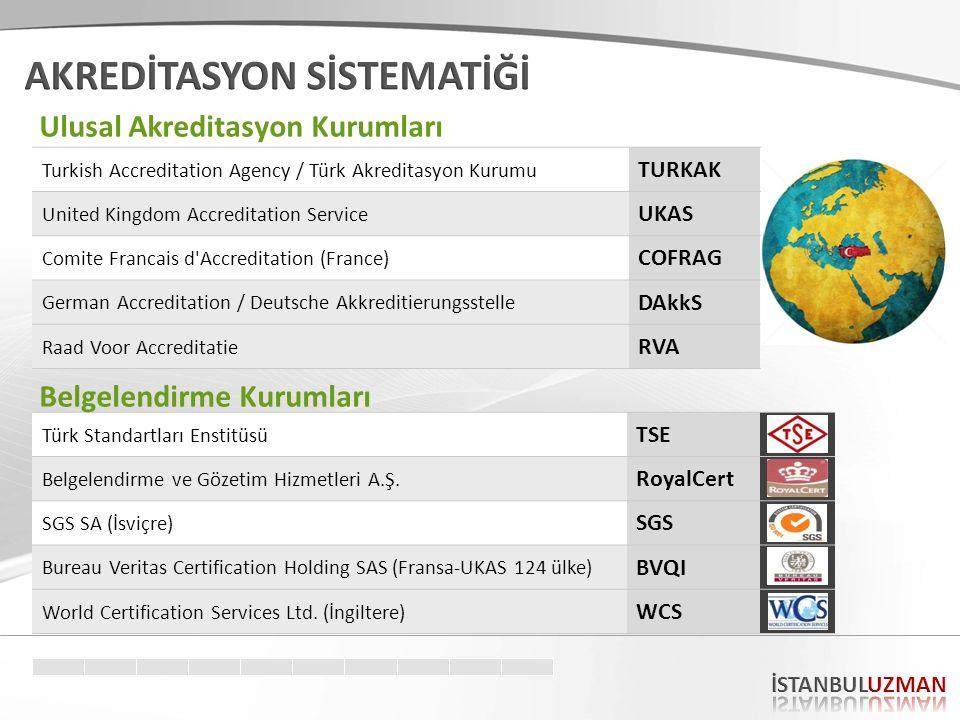 Türk Standartları Enstitüsü TSE Belgelendirme ve Gözetim Hizmetleri A.Ş.
