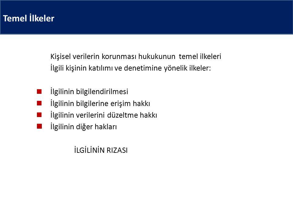Türkiye Anayasa Özel yaşamın gizliliği hakkı (m.20) Haberleşme özgürlüğü (m.22) Konut Dokunulmazlığı (m.21) İhlal edilenlerin yetkili makama başvurması (m.40) Milletlerarası anlaşma (m.90) Medeni Kanun Gizli ve Özel Yaşamın Korunması (m.24,25)