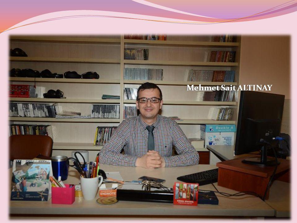 Mehmet Sait ALTINAYMehmet Sait ALTINAY