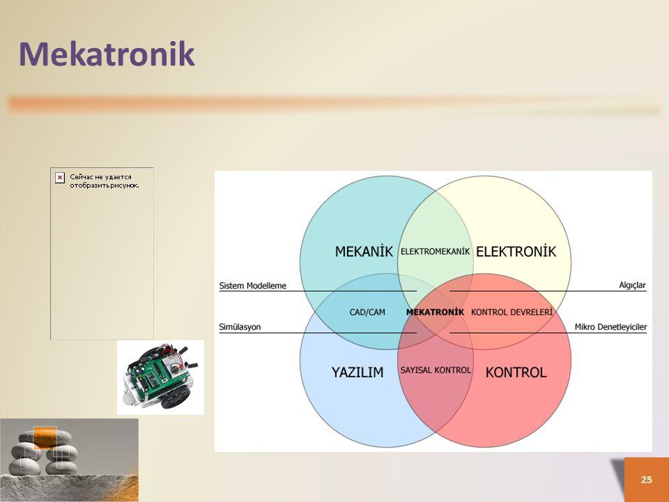 Mekatronik 25