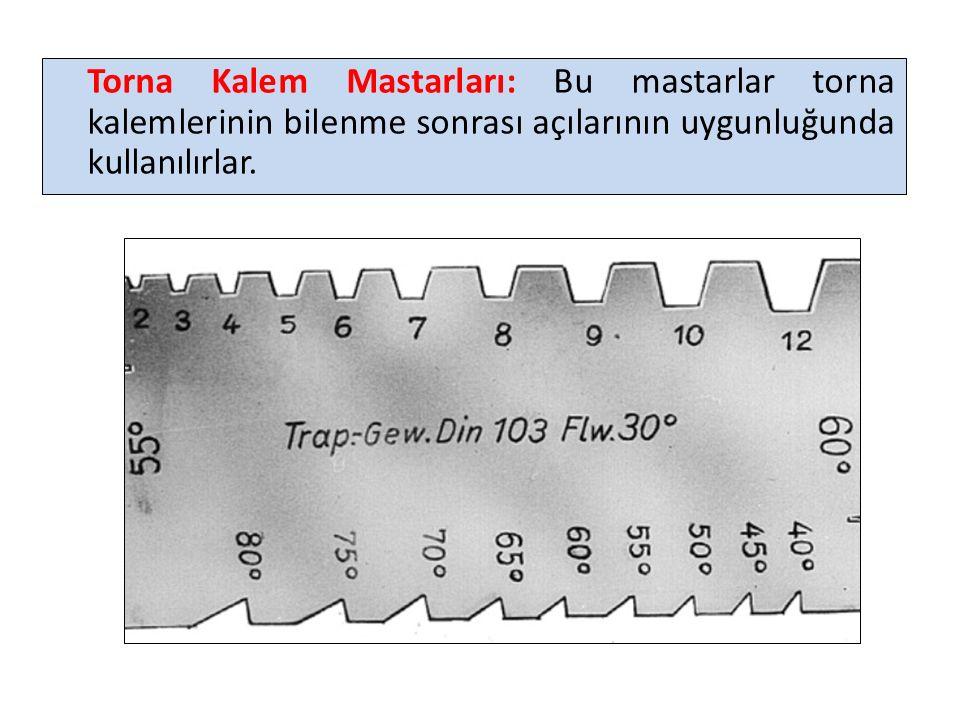 Atölyelerde en çok kullanılan bir ibreli ölçü aletidir.